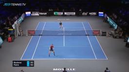Tsonga, Paire & Los Mejores Puntos Del Moselle Open 2019