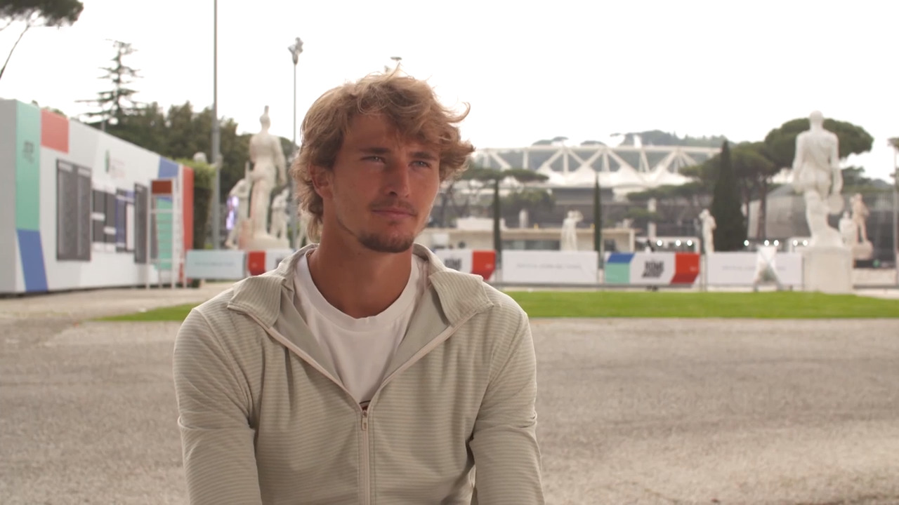 Zverev On Madrid Title: 'It Was A Week I Didn't Expect'