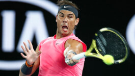 Highlights: Nadal Applies Pressure, Beats Delbonis In Melbourne