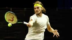 Watch Tsitsipas & Zverev Train Together