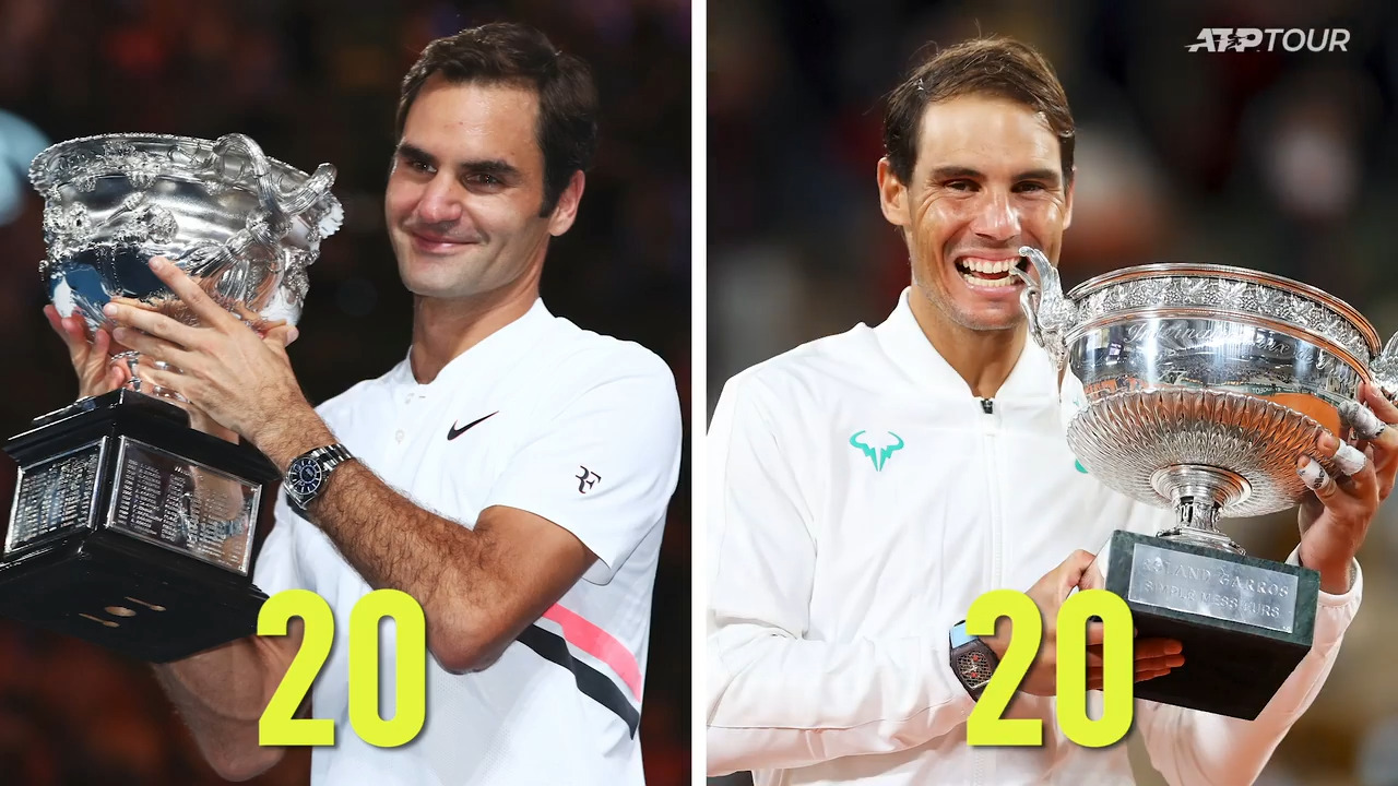 20/20 In 2020: Federer And Nadal's Route To Record Grand Slam Title Hauls