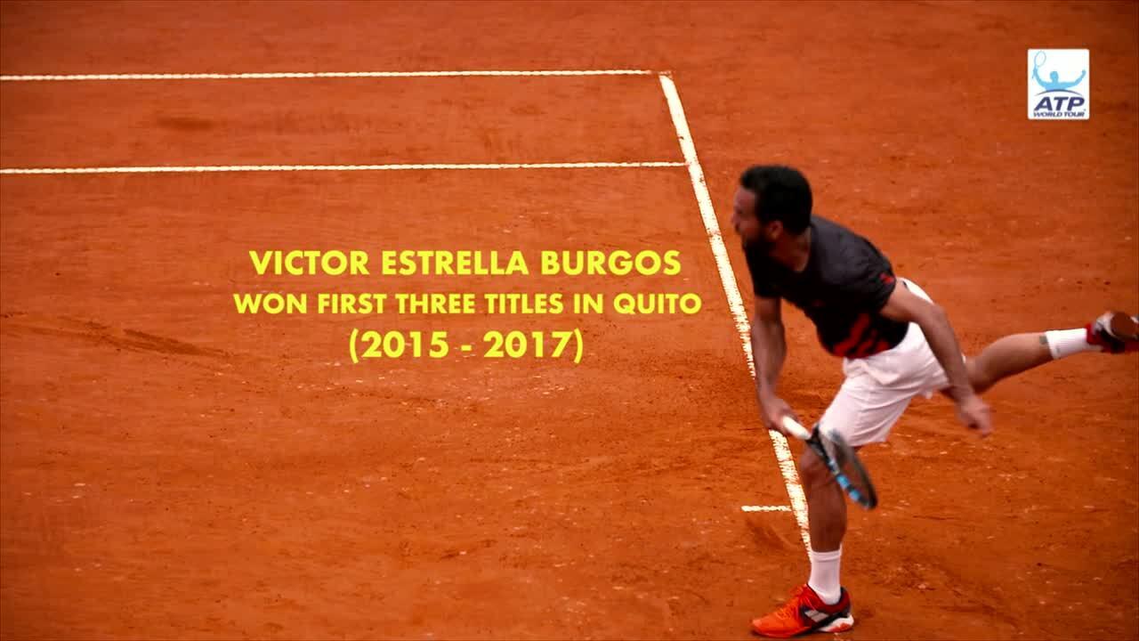 Victor Estrella Burgos: King Of Quito