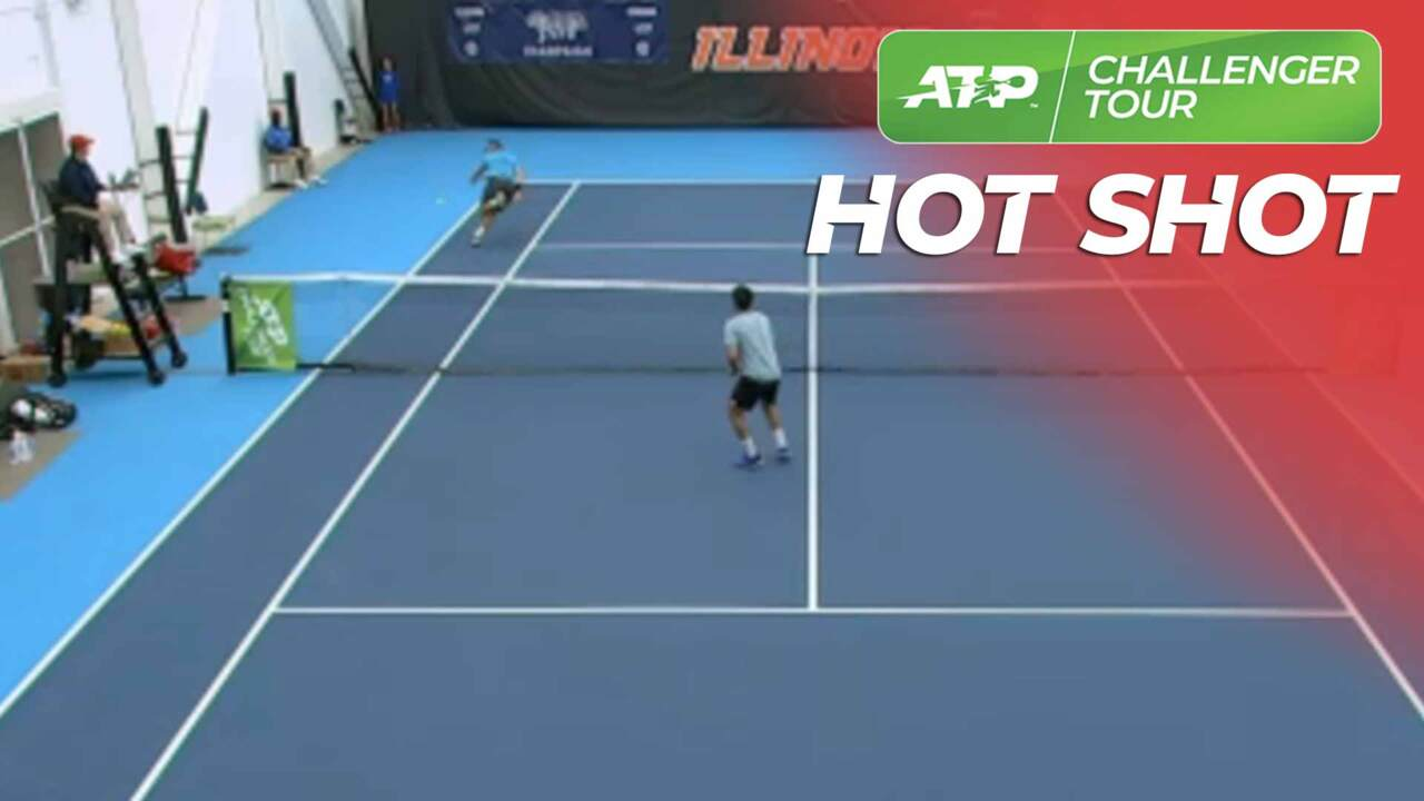 Hot Shot: King's Stunning Lob In Champaign