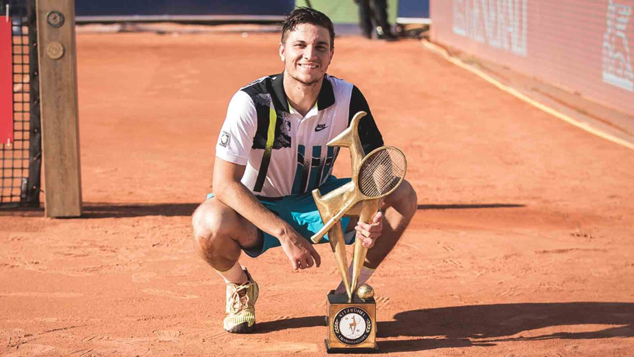 Highlights: Kecmanovic Levanta Su Primer Trofeo En Kitzbühel