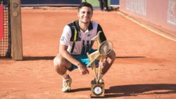 Highlights: Kecmanovic Captures First Trophy In Kitzbuhel