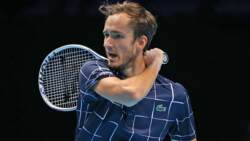 Hot Shots: Never Serve Here To Medvedev Again!