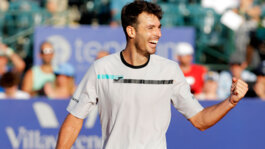 Hot Shot: Londero Clinches Set Point In Style At Buenos Aires 2020