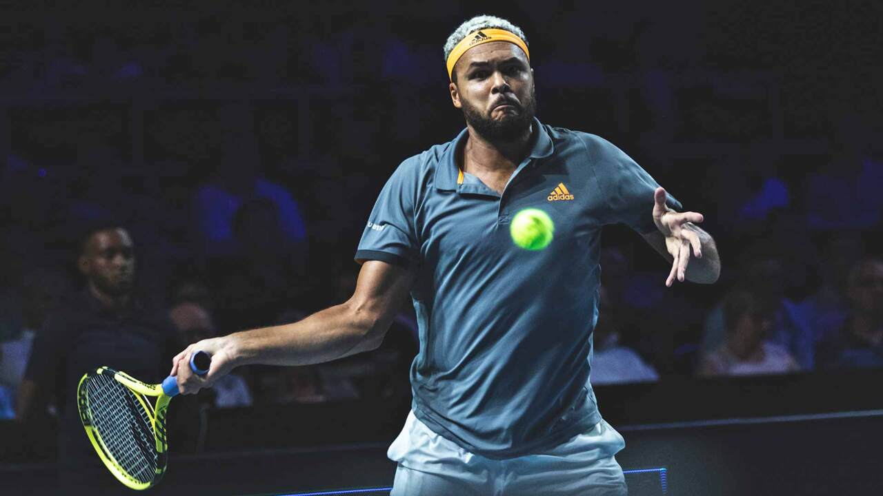 Hot Shot: Tsonga Delivers 1-2 Punch In Metz 2019