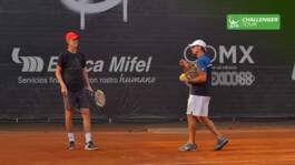 Talking Tactics With Korda's Coach At Mexico City Challenger