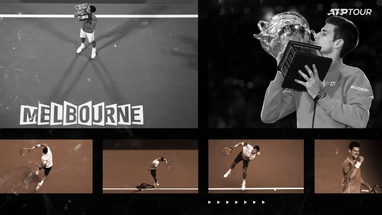 310 Weeks & Counting: Novak Djokovic's Journey To Rankings Record