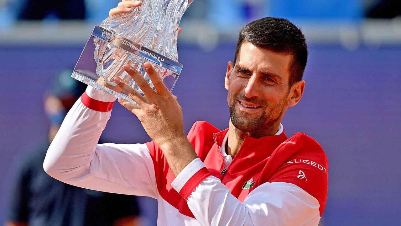 Highlights: Djokovic Wins 83rd Career Title In Belgrade