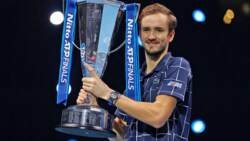 Highlights: Medvedev Captures Nitto ATP Finals Crown In London