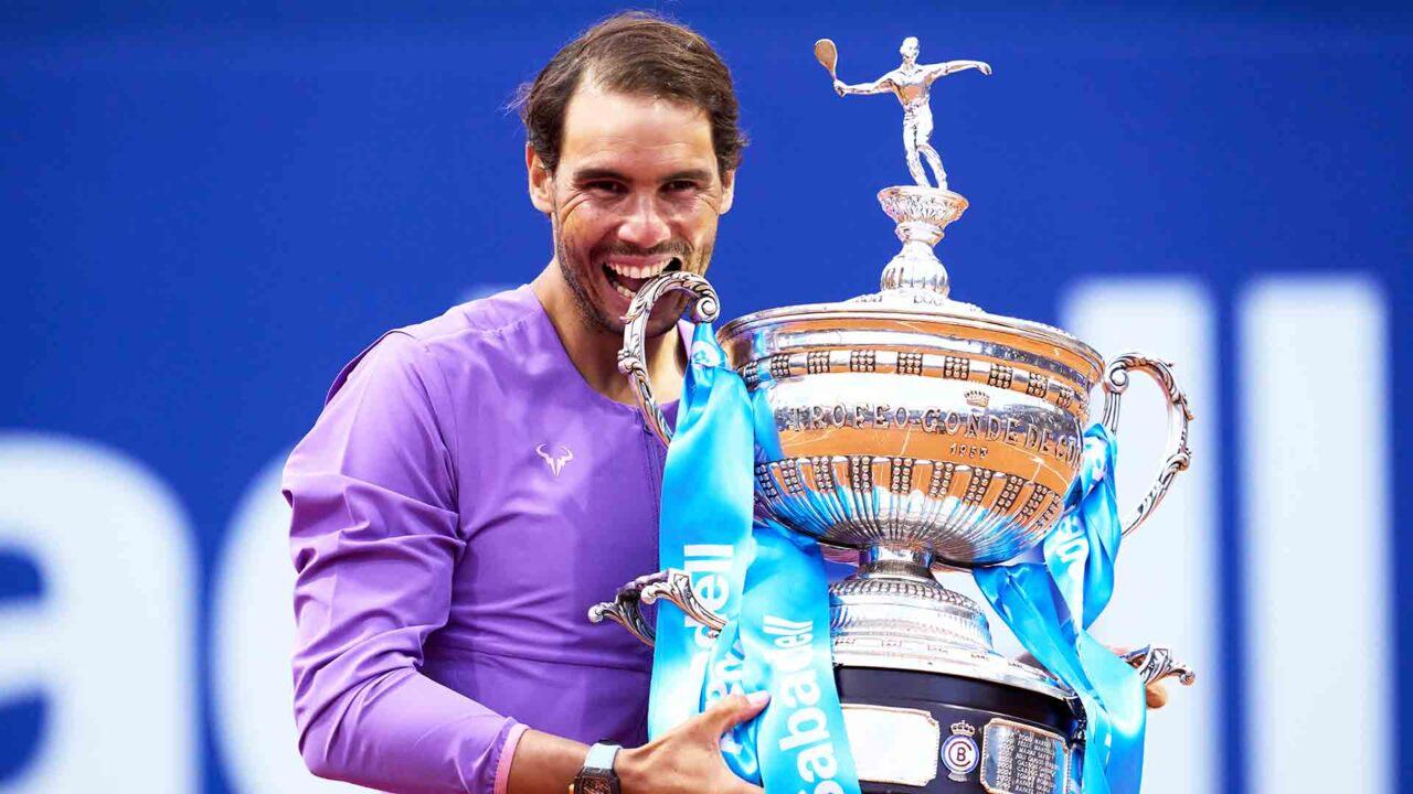 Highlights: Nadal Salva Match Point Y Supera A Tsitsipas En La Final De Barcelona