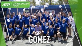 Emilio Gomez Reflects On First Challenger Title In Tallahassee