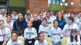 Players Inspire Children For UNICEF's Kid Power Initiative
