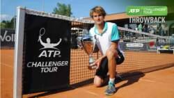 Challenger Throwback: Zverev Cracks Top 100 With Heilbronn Crown