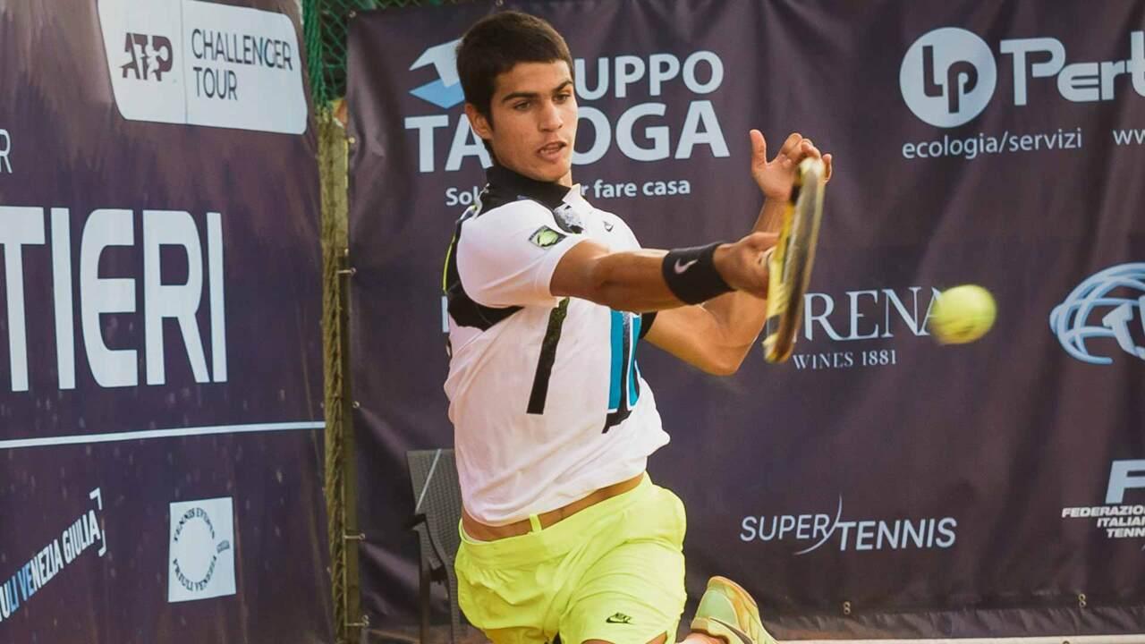 Highlights: Teens Alcaraz & Musetti Battle In Trieste Semis