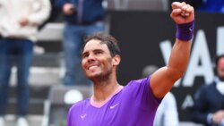 Highlights: Nadal Books Opelka Semi-final, Djokovic & Tsitsipas Halted By Rain