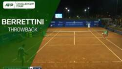 Challenger Throwback: Berrettini's Maiden Moment In San Benedetto 2017