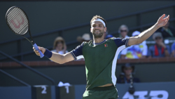 Highlights: Dimitrov, Norrie Advance To Indian Wells SF