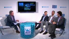 Holding Court Live 2014 Wawrinka Berdych Analysis