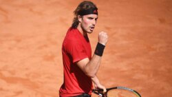 Hot Shot: Tsitsipas Finds His Best Forehands In Rome