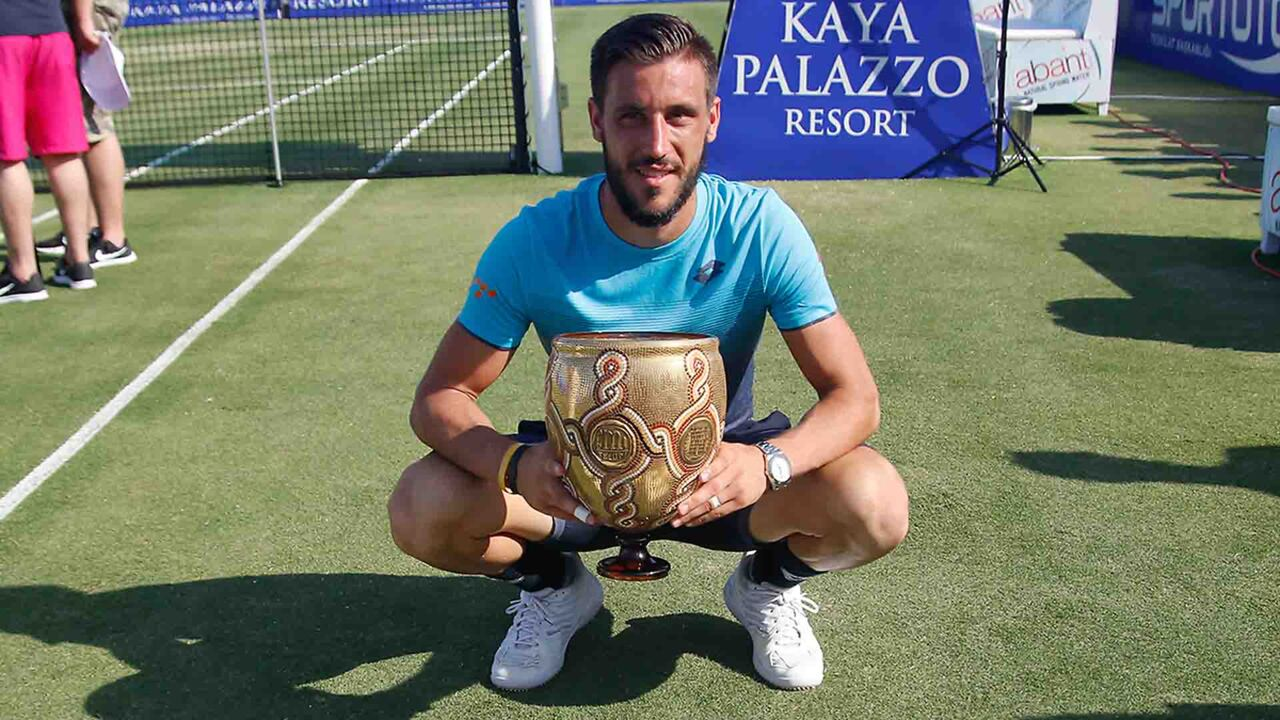 Highlights: Dzumhur Downs Mannarino In Antalya, Lifts Third Title