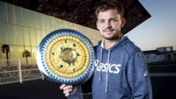 Highlights: Goffin Defeats Bautista Agut For Montpellier Title