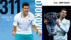El Viaje De Djokovic Al Récord De 311 Semanas Como No. 1