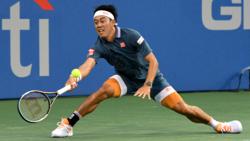 Hot Shot: Nishikori Shows Incredible Speed To Pick Off Washington Winner