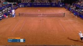 Hot Shot: Cuevas Shows Incredible Court Coverage In Cordoba