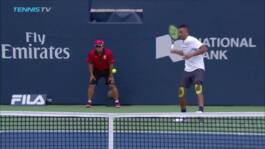 Hot Shot: Did Kyrgios Hit One Of The Hardest Toronto Shots Ever?!