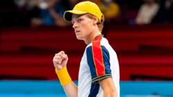 Hot Shot: That's Wicked! Sinner Crushes Opelka Serve In Vienna