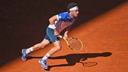 Hot Shot: Cecchinato Wins RBA Face Off After Epic Point