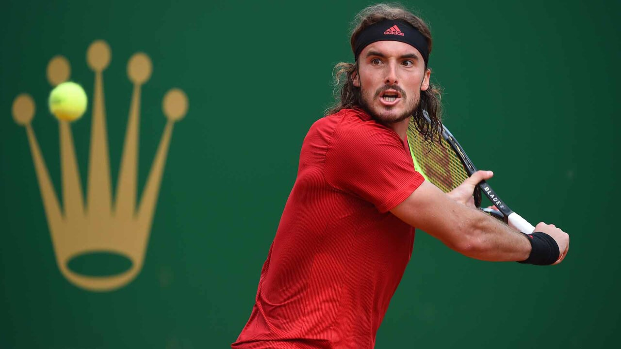 Hot Shot: Stefanos Delivers 'Tsitsipas Special' In Monte-Carlo