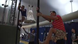 Bryans Get Acrobatic At Cirque Du Soleil