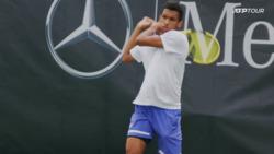 Watch Felix's Extended Practice In Stuttgart