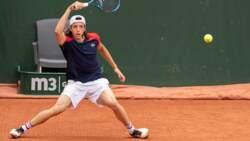 Highlights: Cazaux Earns First ATP Win, Andujar Sets Federer Clash