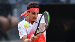 Hot Shot: Sonego Finds Another Level Against Djokovic in Rome