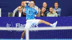 Highlights: Schwartzman Beats Murray In Antwerp