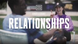 Tennis United: CrossCourt - Monfils & Svitolina On Relationships