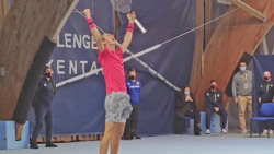 Korda Claims First Pro Title At Eckental Challenger