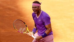 Hot Shot: Nadal Carves Something Special In Rome