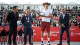 Tomic Retains Bogota Crown