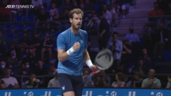 Match Point: Murray Completes Humbert Win In Metz
