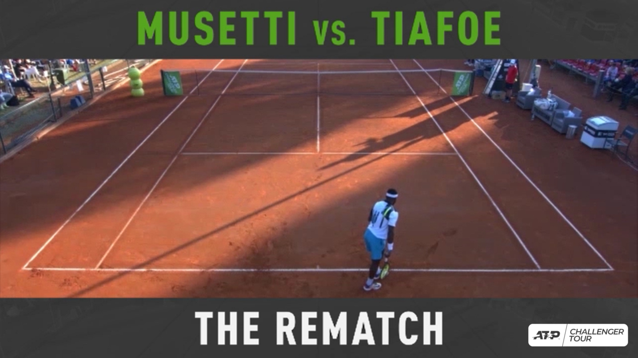 Highlights: Tiafoe Gets Revenge On Musetti In Parma