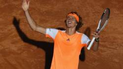 Zverev Looks Back At Beating Djokovic For 2017 Rome Title
