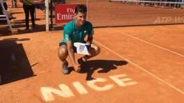 Thiem Beats Zverev In Nice 2016 Final Highlights
