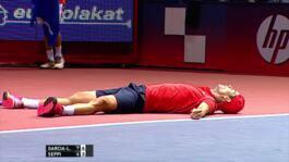 Zagreb 2015 Final Highlights Garcia Lopez Seppi