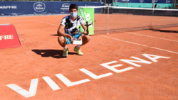 Alcaraz Claims Third Challenger Title In Villena